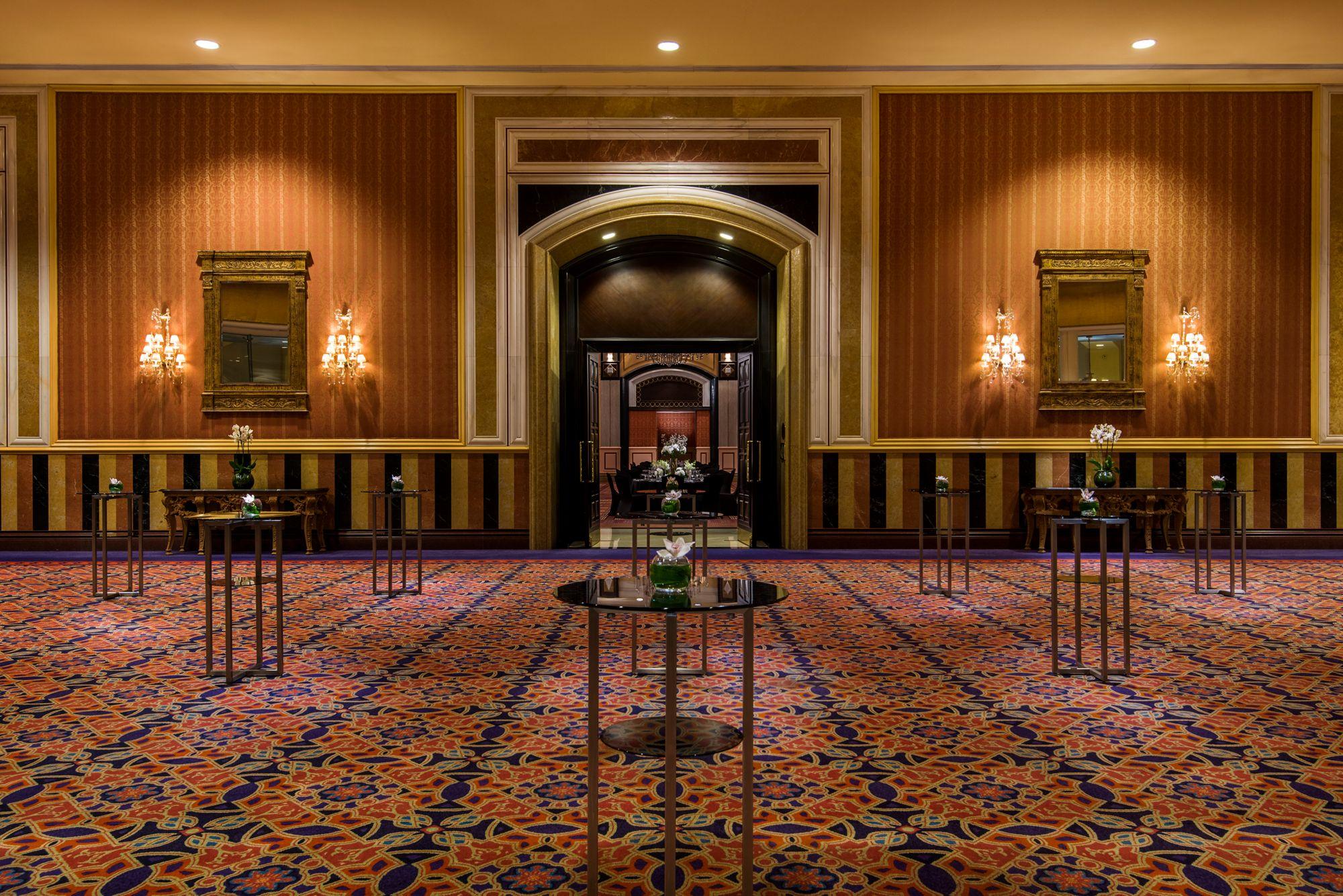 Meeting Rooms & Space in Doha   The Ritz-Carlton, Doha