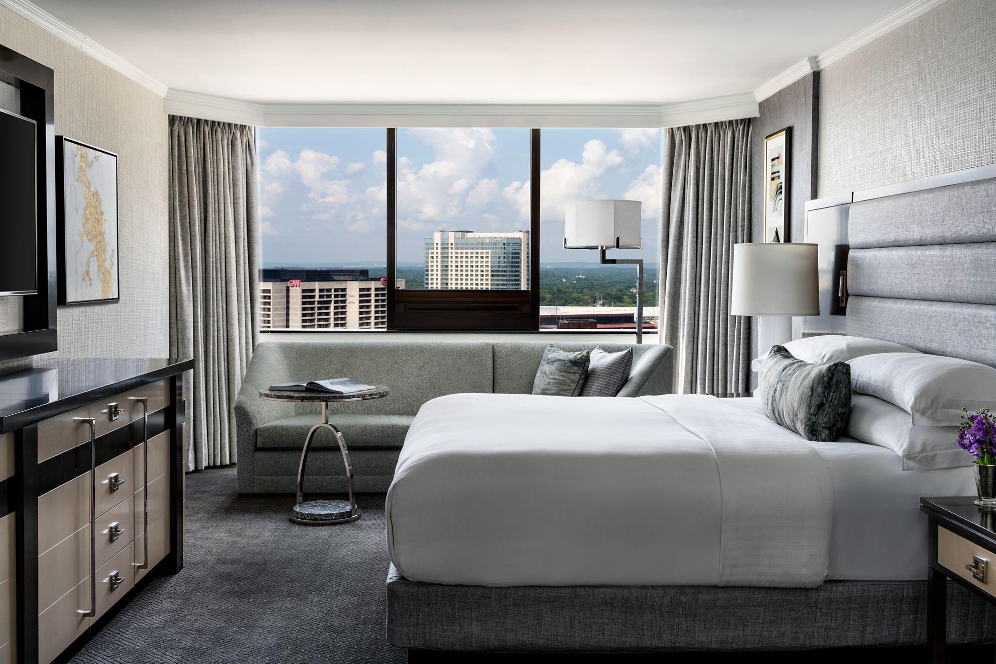 Presidential Suite In Atlanta Georgia The Ritz Carlton Atlanta