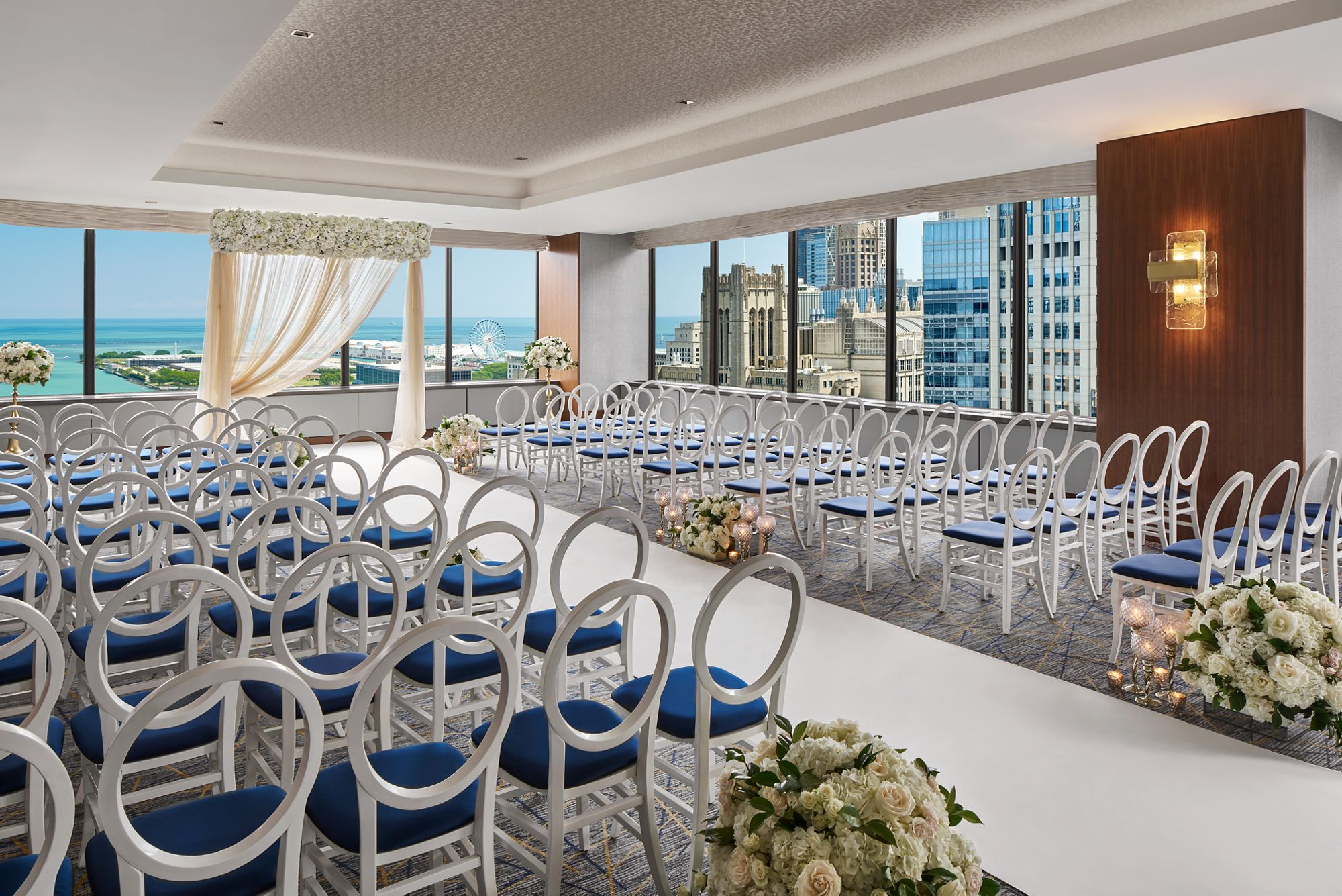 Wedding Venues Chicago.Downtown Chicago Luxury Wedding Venues The Ritz Carlton Chicago