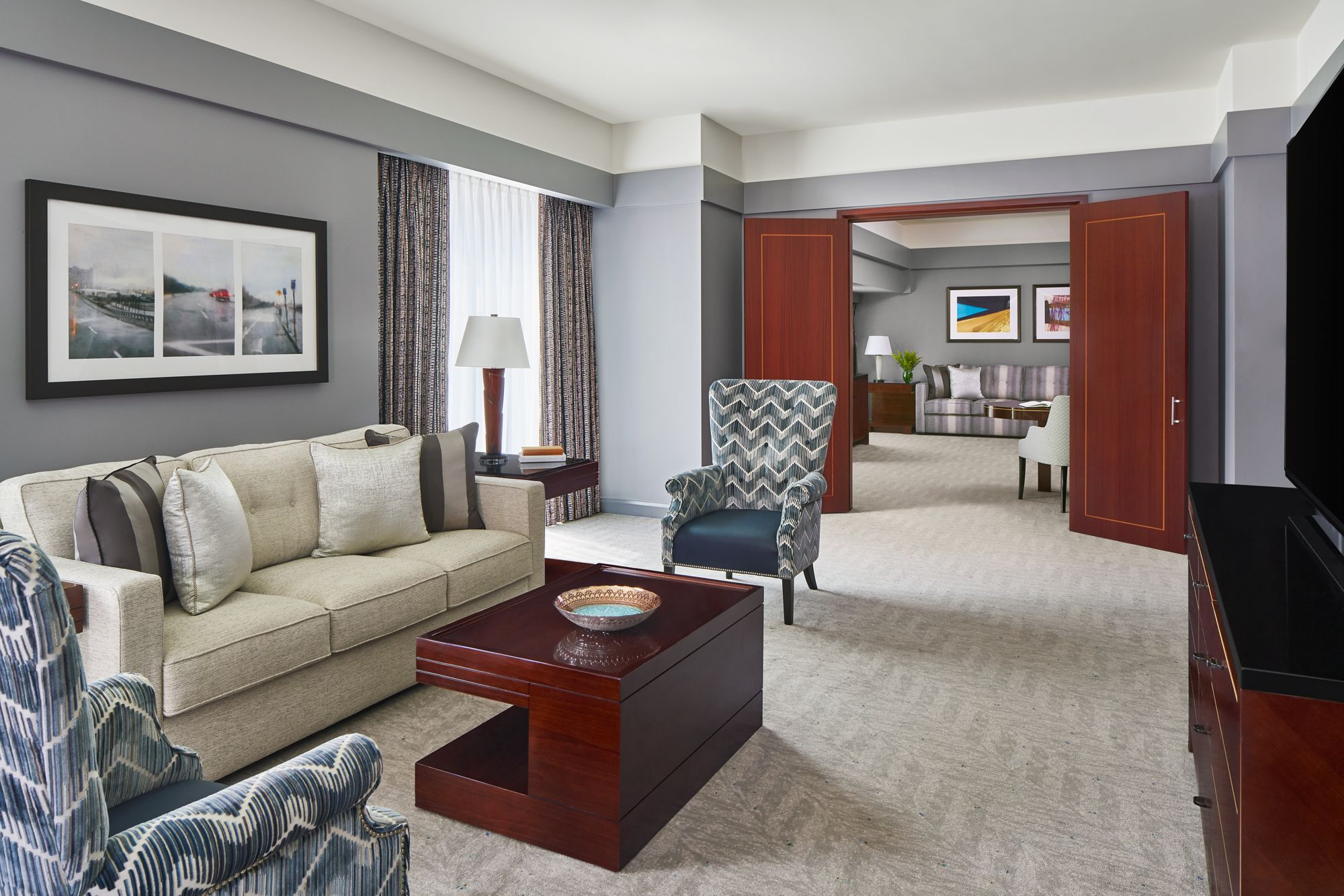 Uptown Suite in Charlotte, NC  The Ritz-Carlton, Charlotte