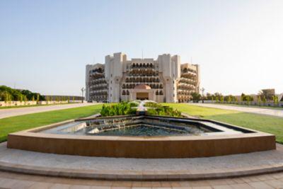 Muscat Oman 5-Star Luxury Hotel | Al Bustan Palace, a Ritz