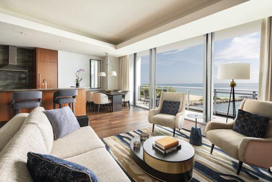 2 Bedroom Suites In Miami >> Hotels Suites In Miami Suites In Miami The Ritz Carlton