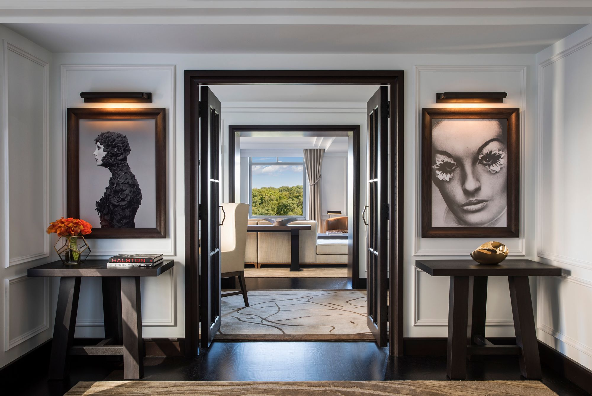 The Royal Suite The Ritz Carlton New York Central Park
