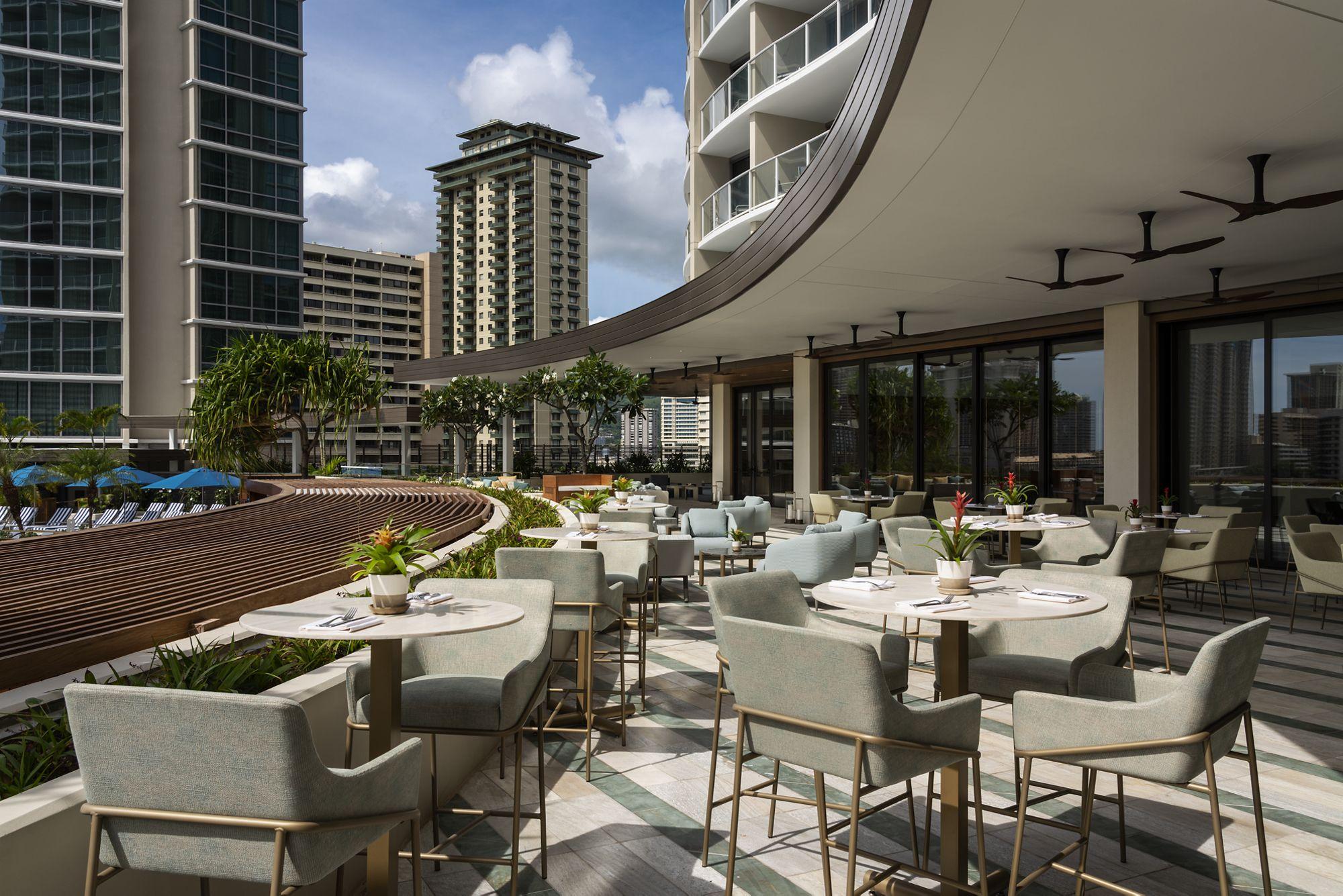 Italian Restaurant Waikiki The Ritz Carlton Residences