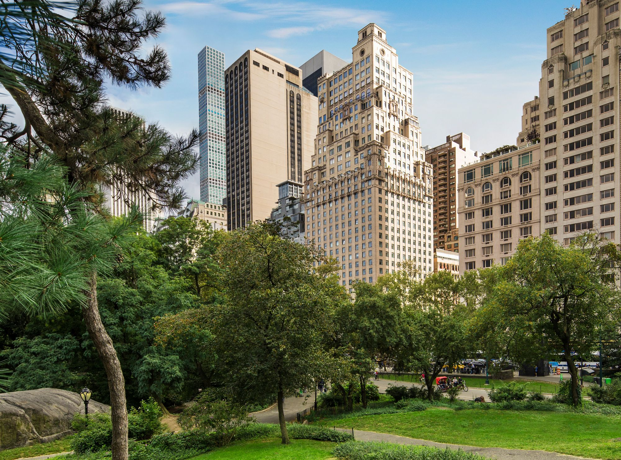 Luxury Central Park Hotel | The Ritz-Carlton New York, Central Park