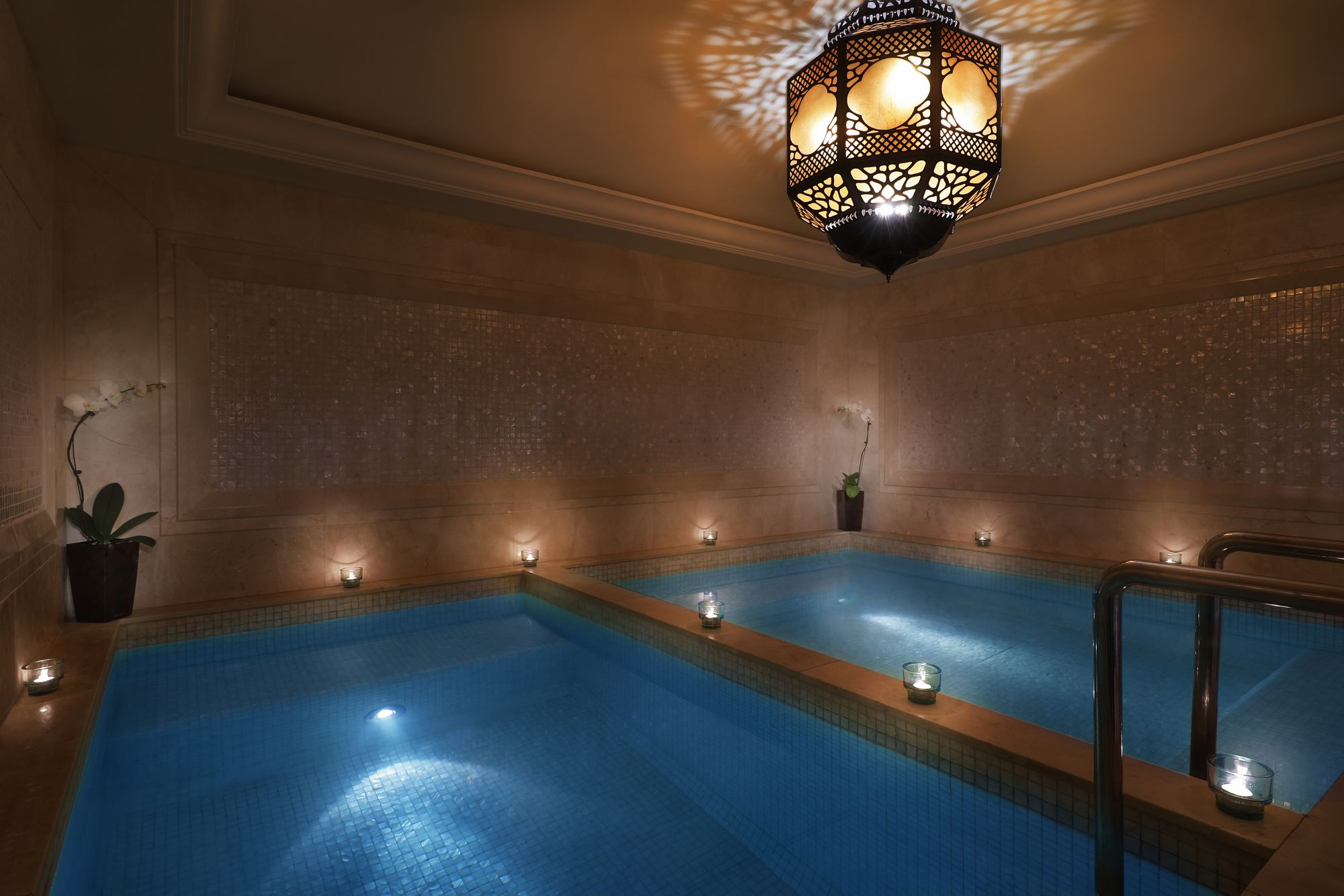 Luxury Spa in Dubai | The Ritz-Carlton, Dubai Spa