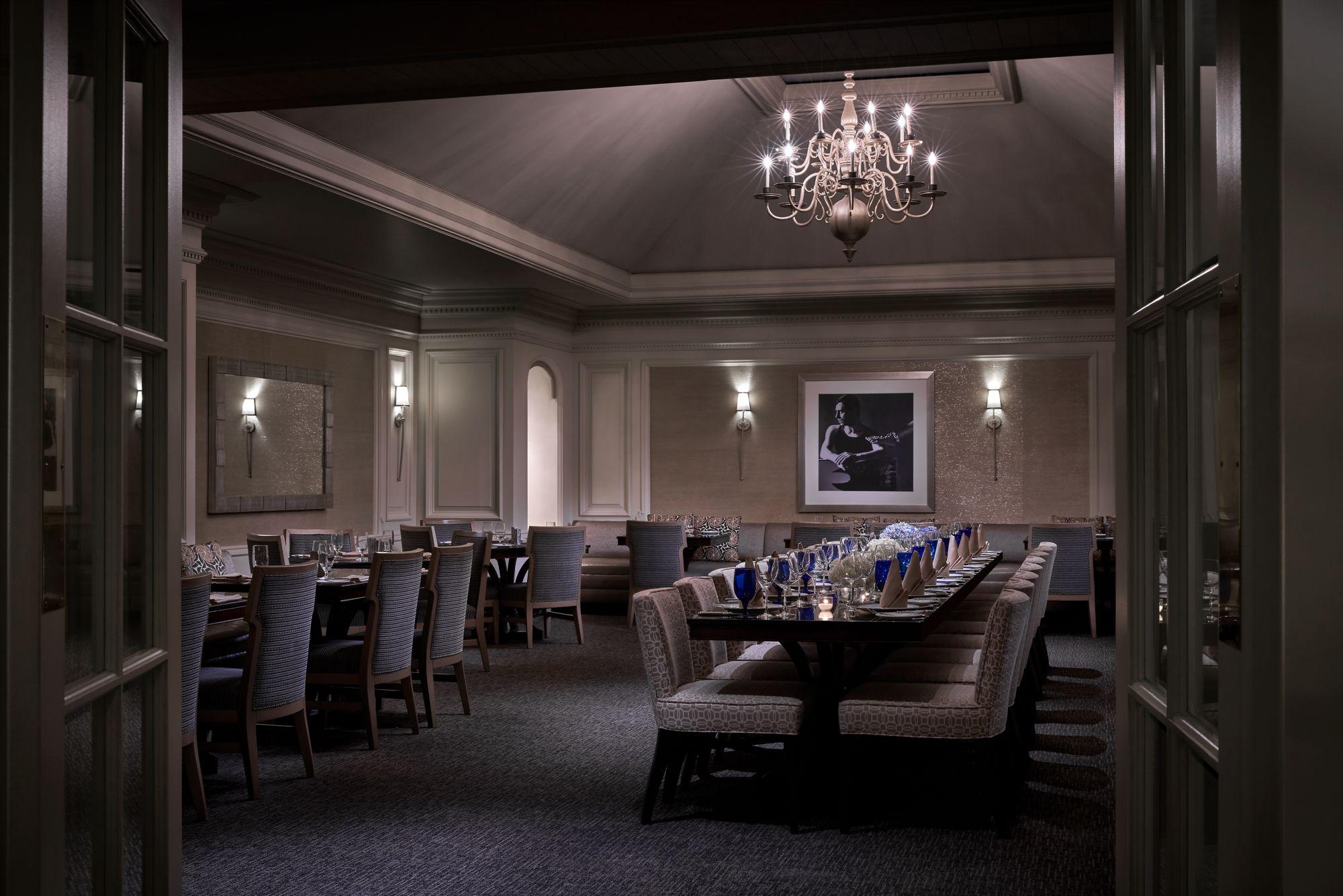 Fyve Private Dining The Ritz Carlton Pentagon City