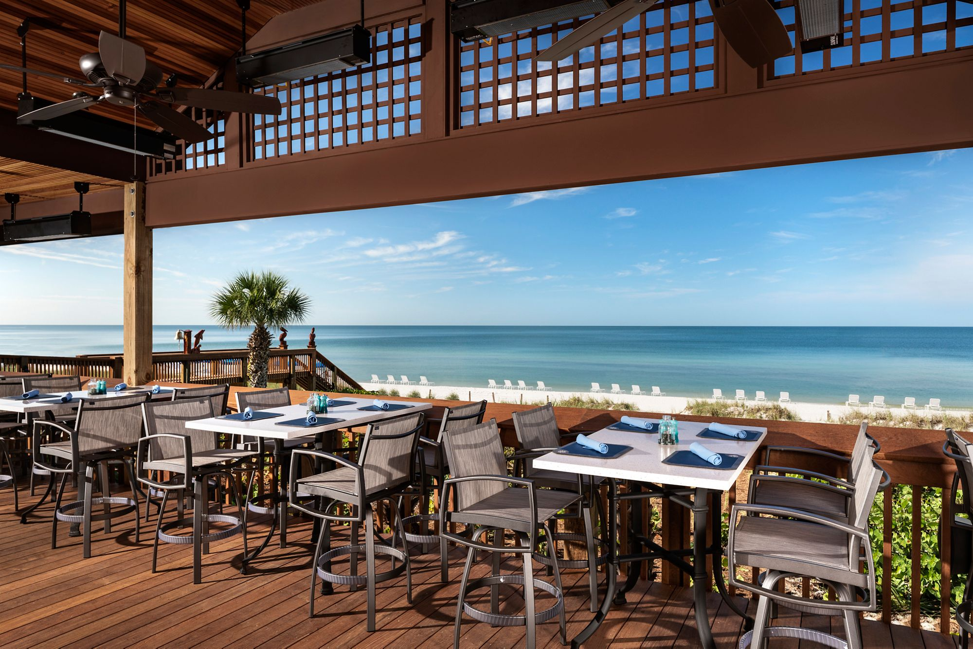 Naples Fl Seafood Restaurant On The Water The Ritz
