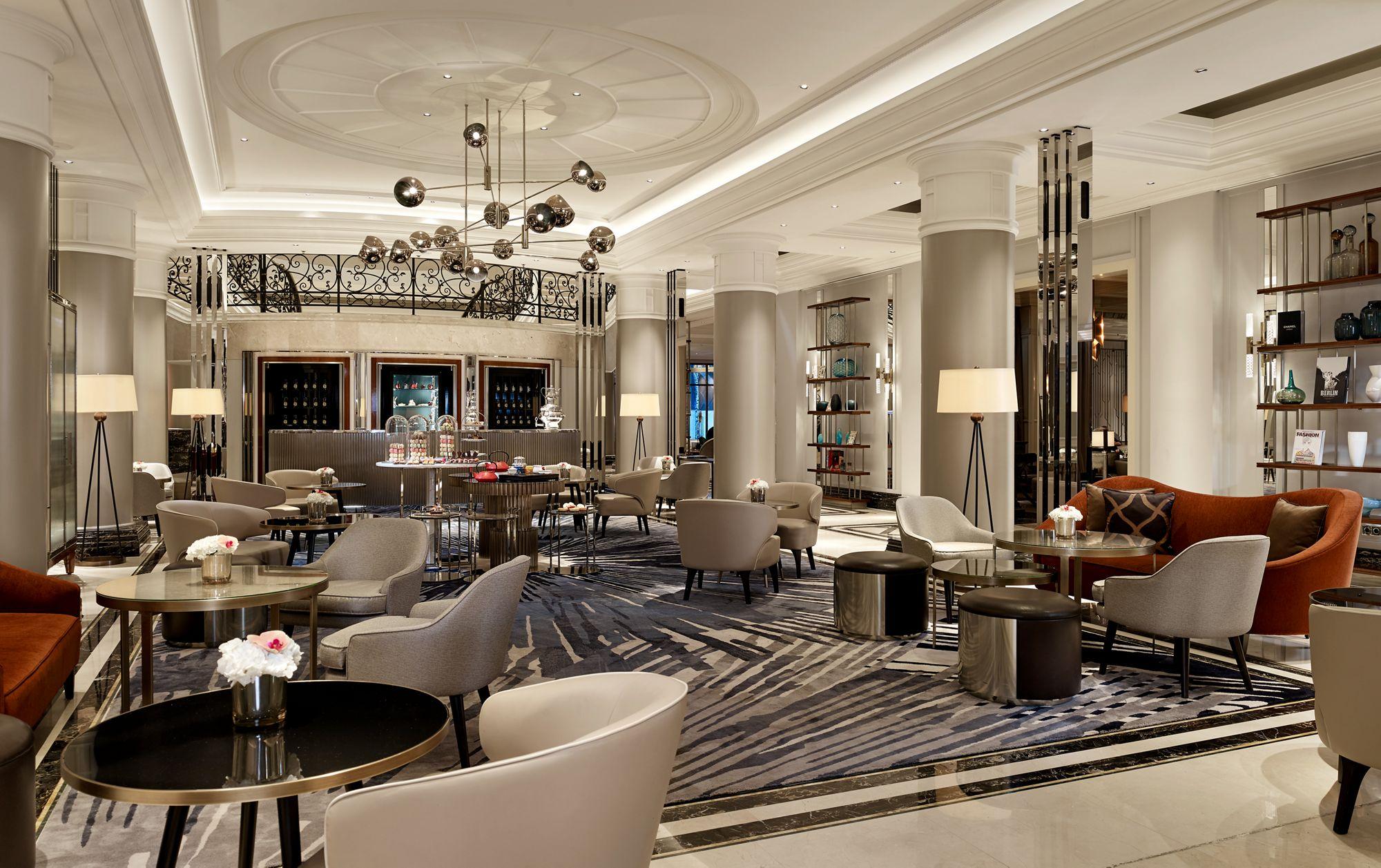 The Lounge | The Ritz-Carlton, Berlin