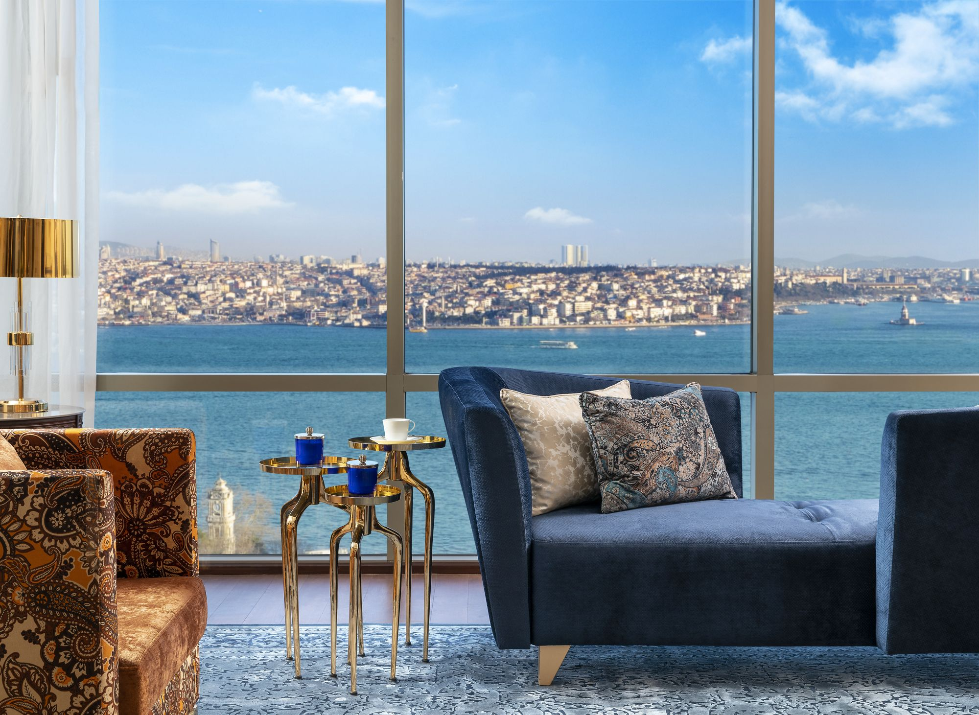 Europe Summer Hotel Credit Offer The Ritz Carlton Istanbul