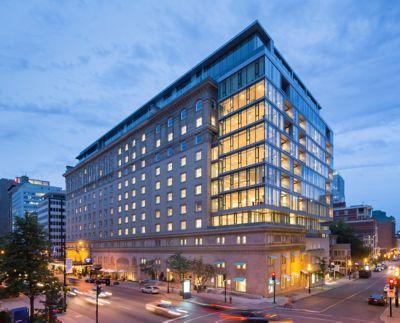 Luxury Montreal Hotels Ritz Carlton Montreal