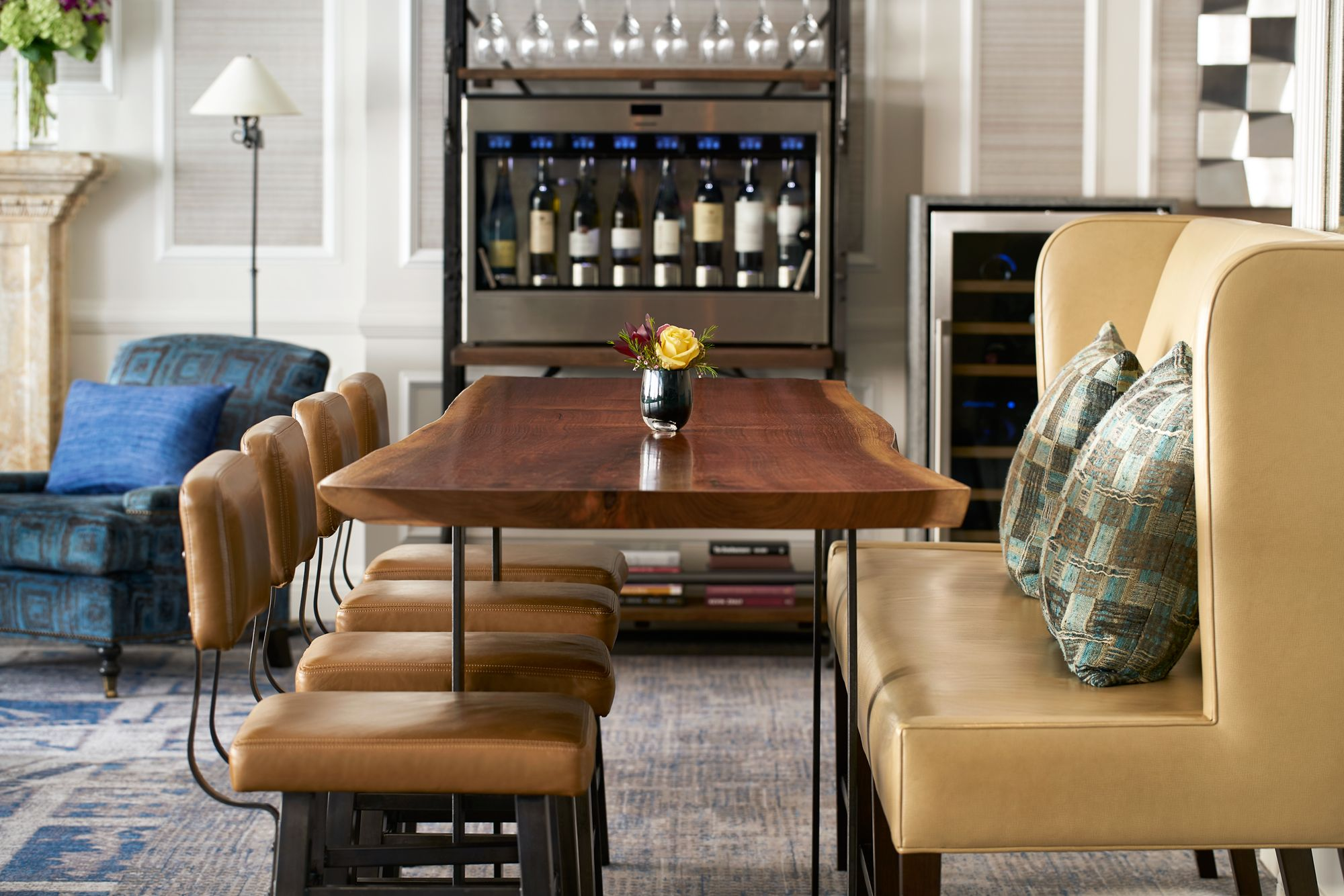 Club Level The Ritz Carlton Washington D C