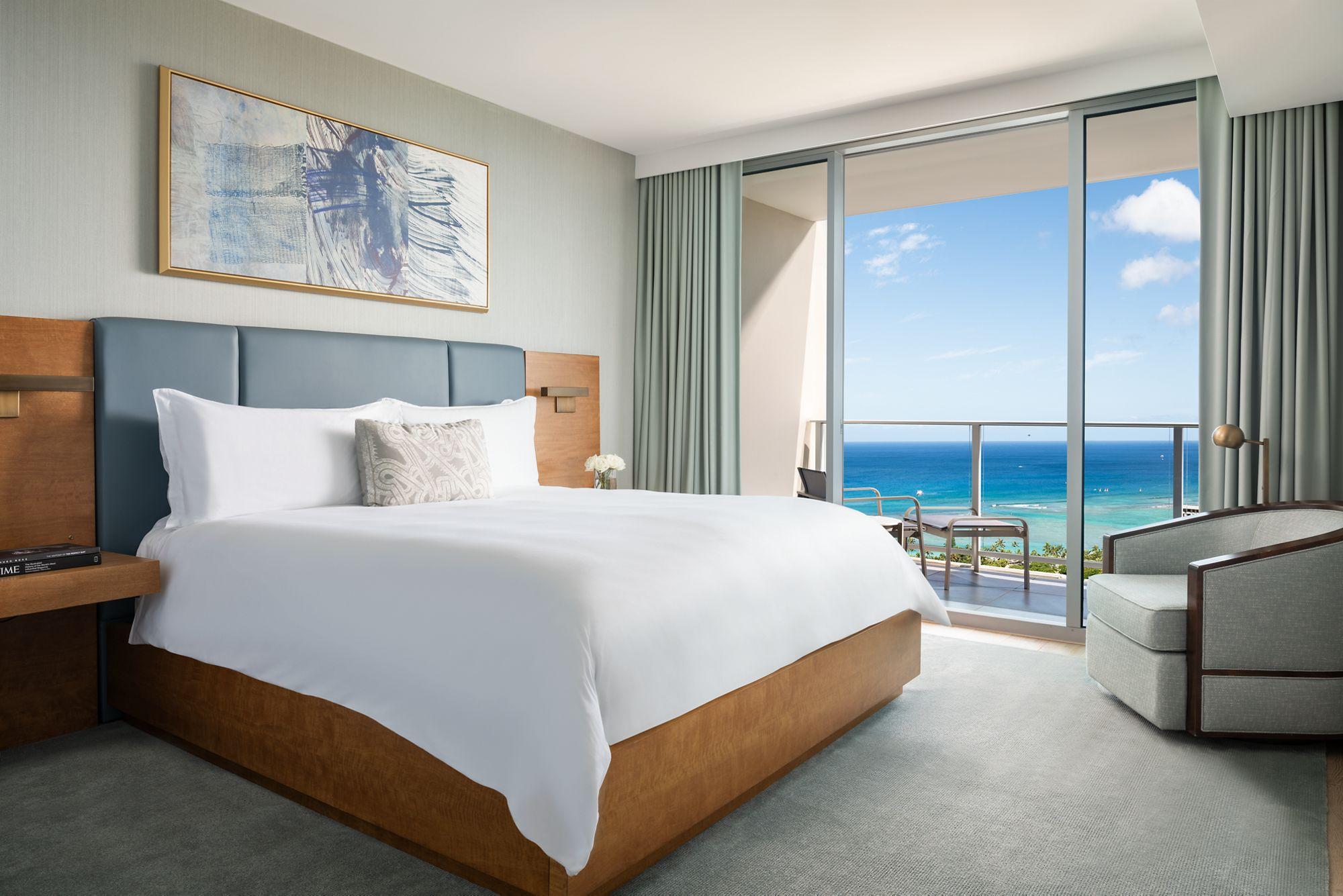 Premier ocean view, 12 bedroom suite The Ritz-Carlton, Waikiki Beach