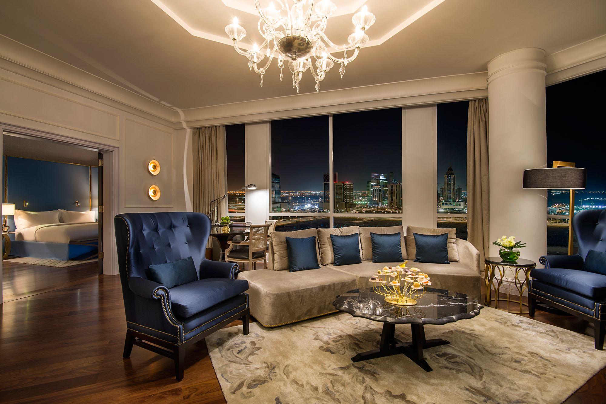 Executive Suite In Doha Qatar The Ritz Carlton Doha