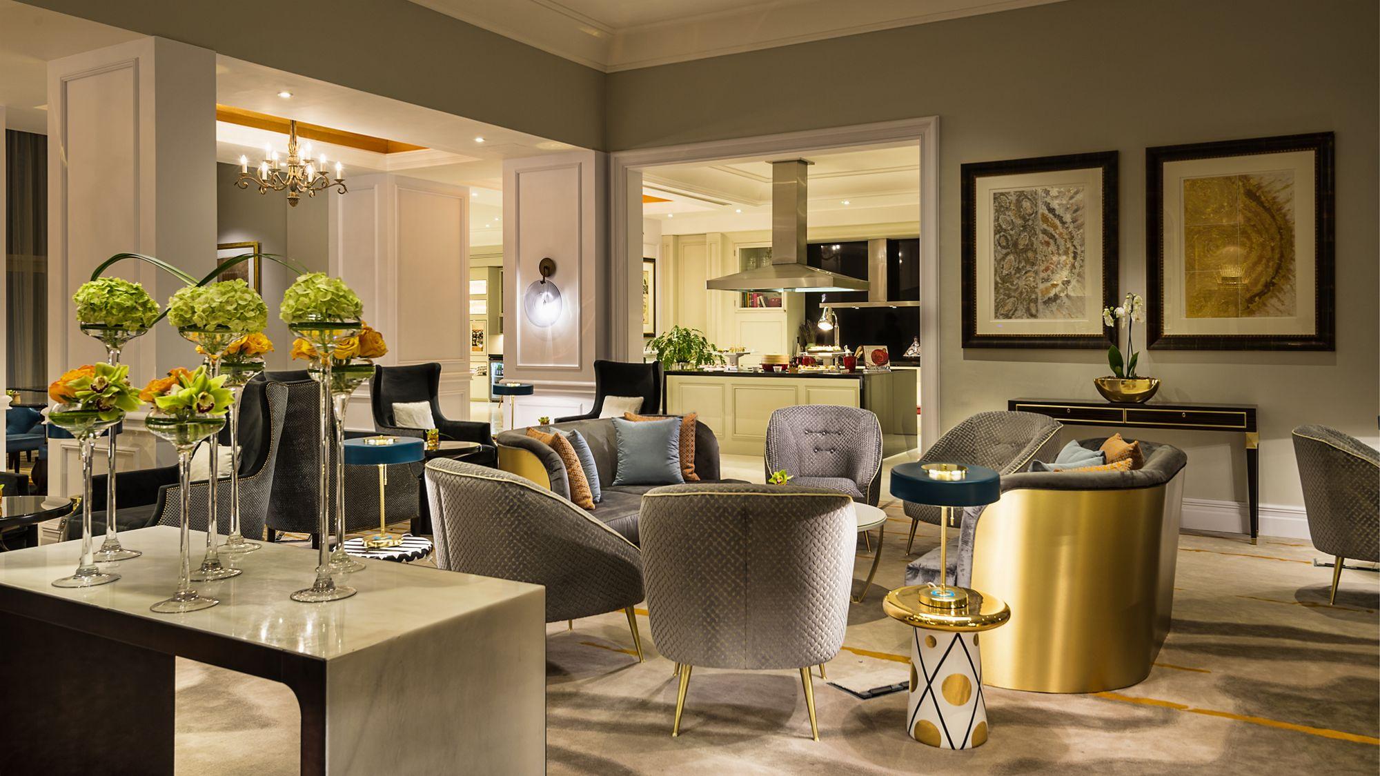 Luxury Hotel Doha Qatar | The Ritz-Carlton, Doha