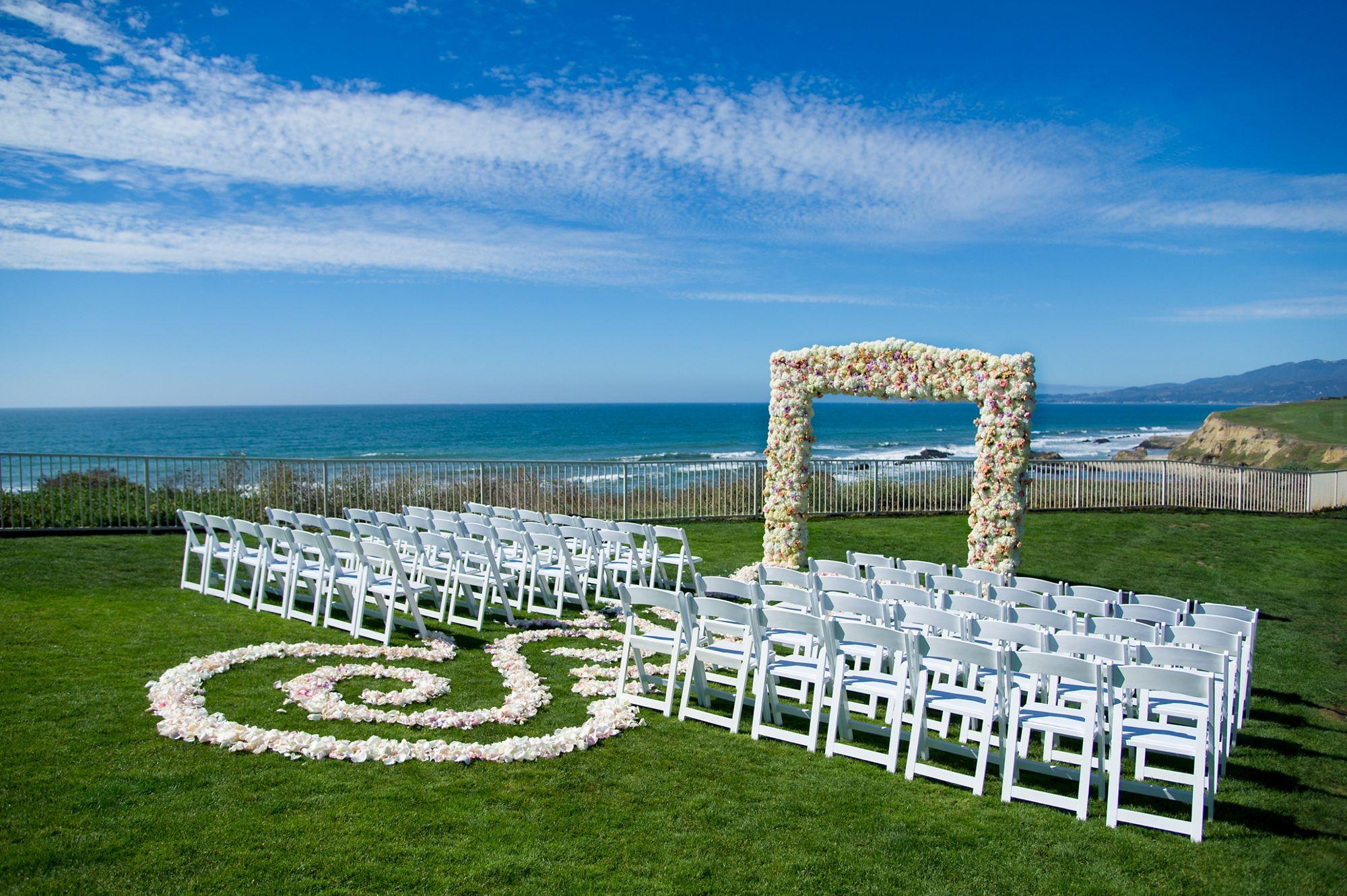 Outdoor Wedding Venues Bay Area The Ritz Carlton Half