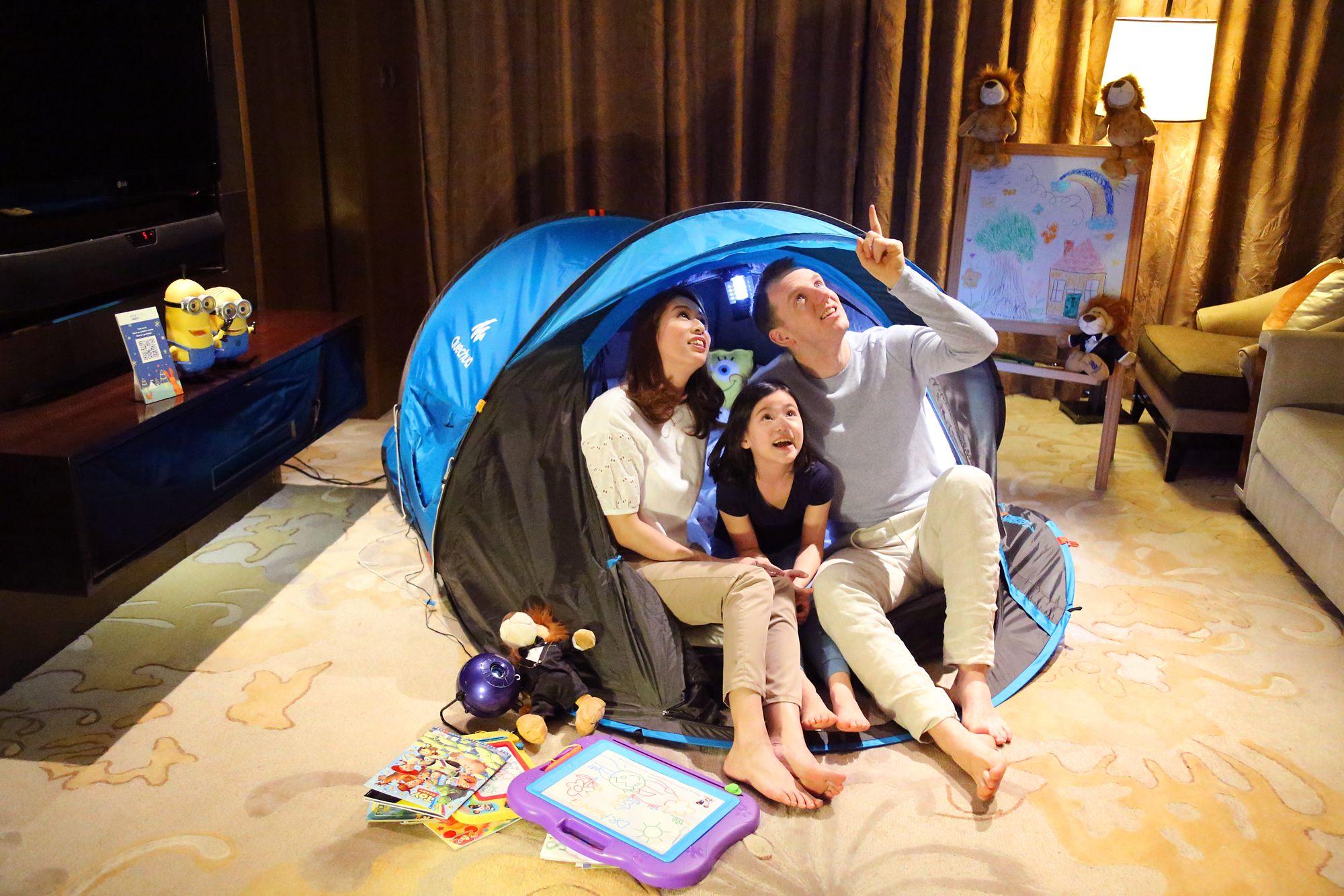 香港酒店优惠套餐 - 原野探索之夜