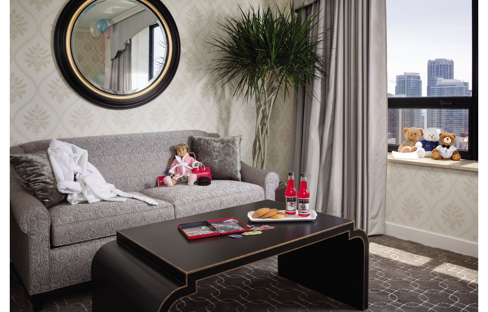 American Girl Package | The Ritz-Carlton, Chicago
