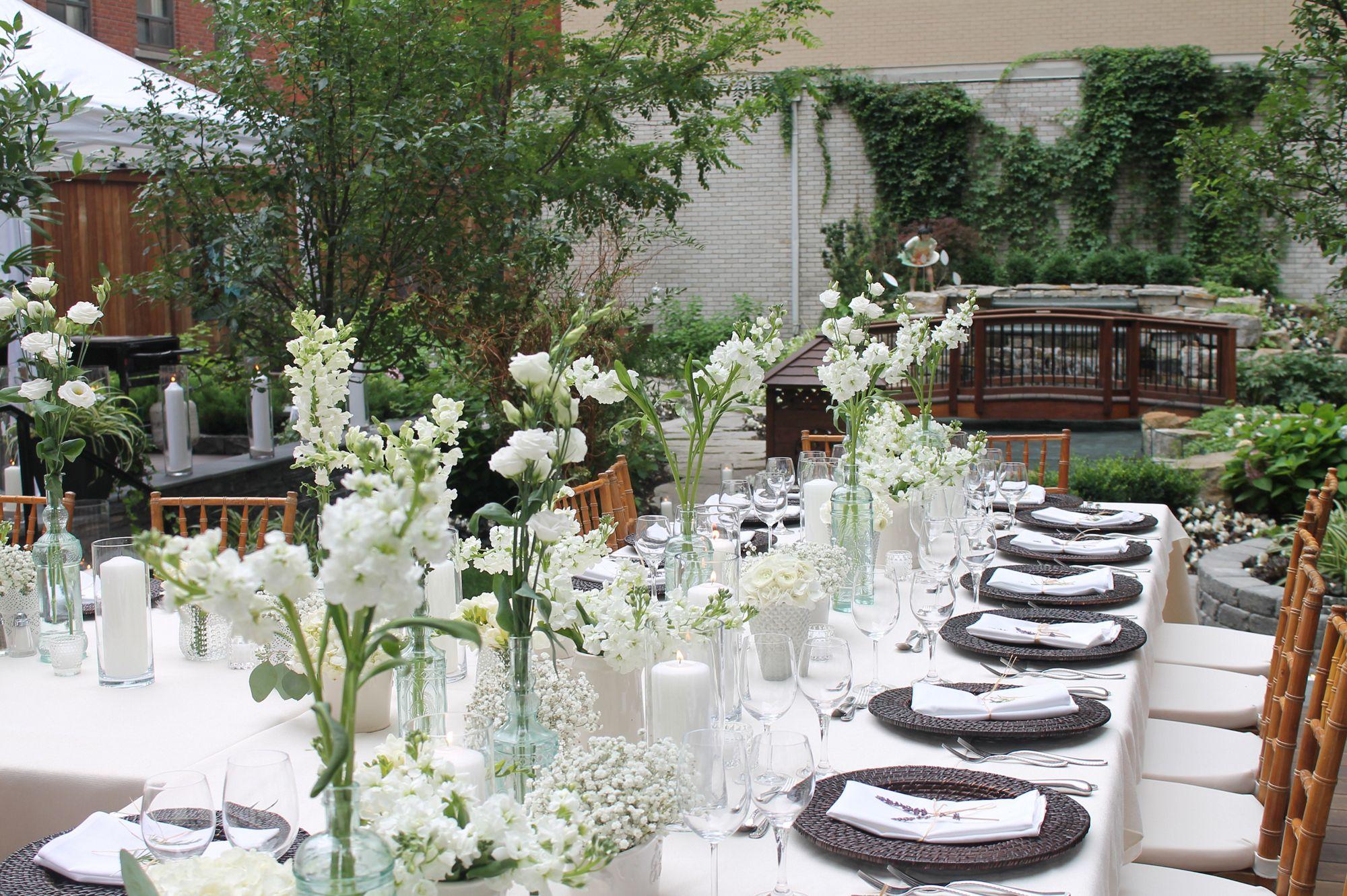 Montreal Wedding Venue Outdoor Wedding Venues Montreal