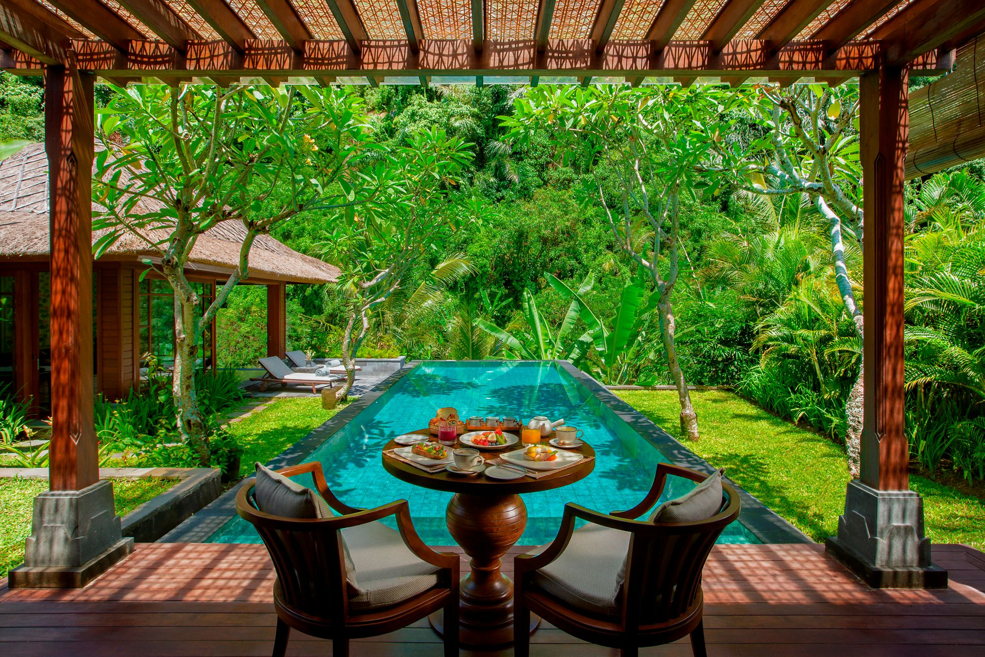 One Bedroom Pool Villa In Bali Mandapa A Ritz Carlton Reserve