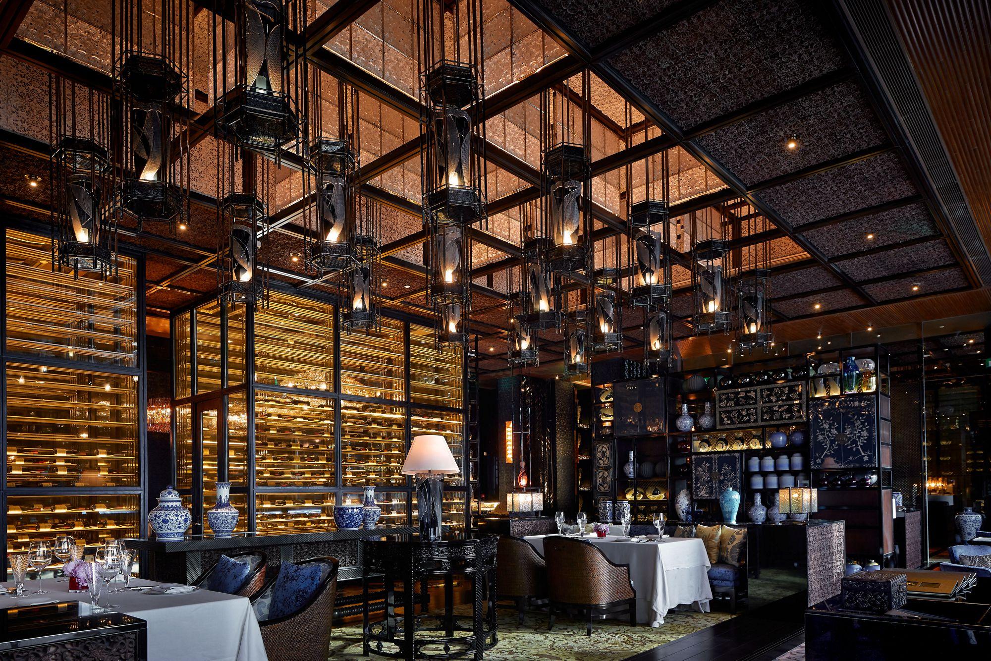 Michelin Star Restaurant In Macau Private Dining The Ritz Carlton Macau