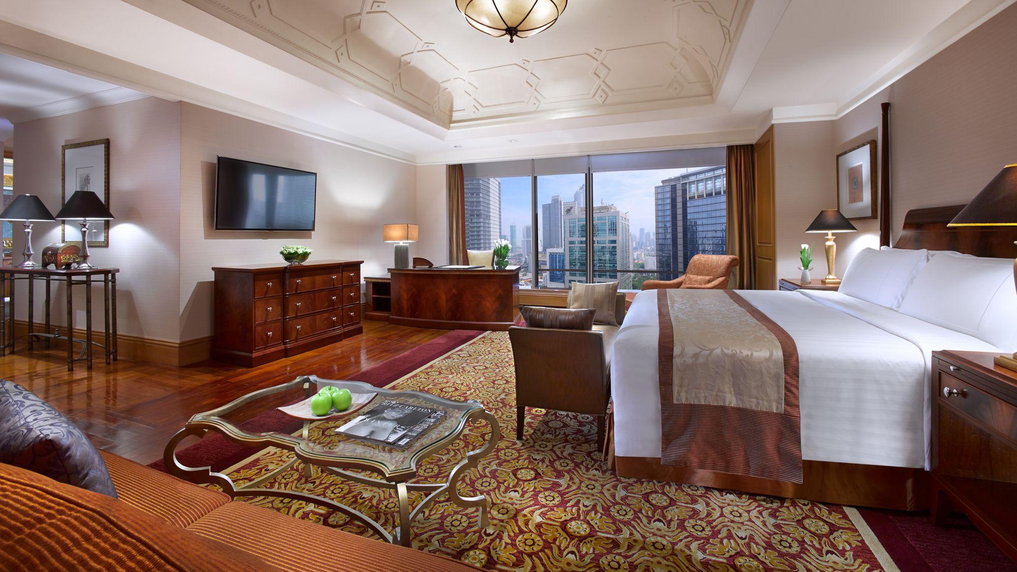Jakarta 5 Star Hotels Luxury Hotels The Ritz Carlton Jakarta Mega Kuningan