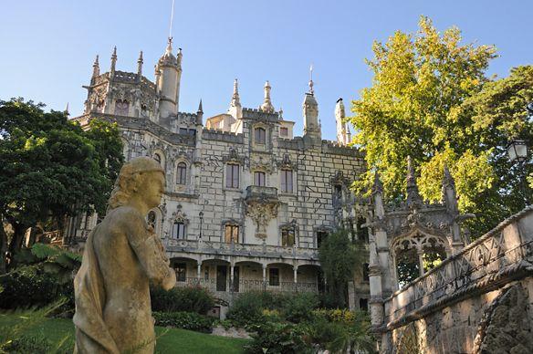 Quinta de Regaleria in Sintra, Portugal