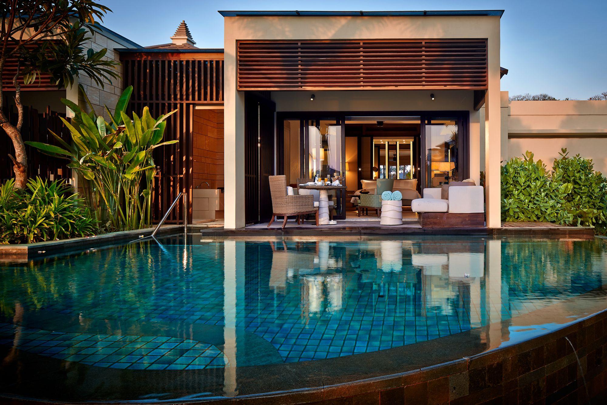 Luxury Villas In Nusa Dua Bali The Ritz Carlton Bali