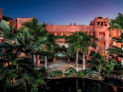 5-Star Hotels Tenerife - Luxury Hotels   The Ritz-Carlton, Abama