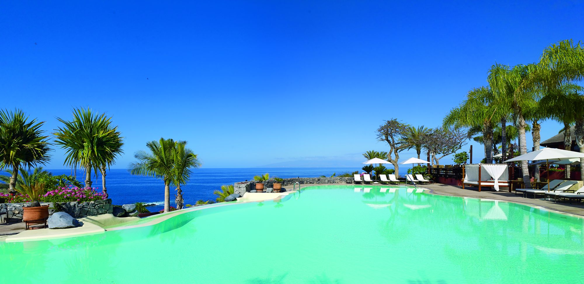 Spain Luxury Hotels Beach Resorts