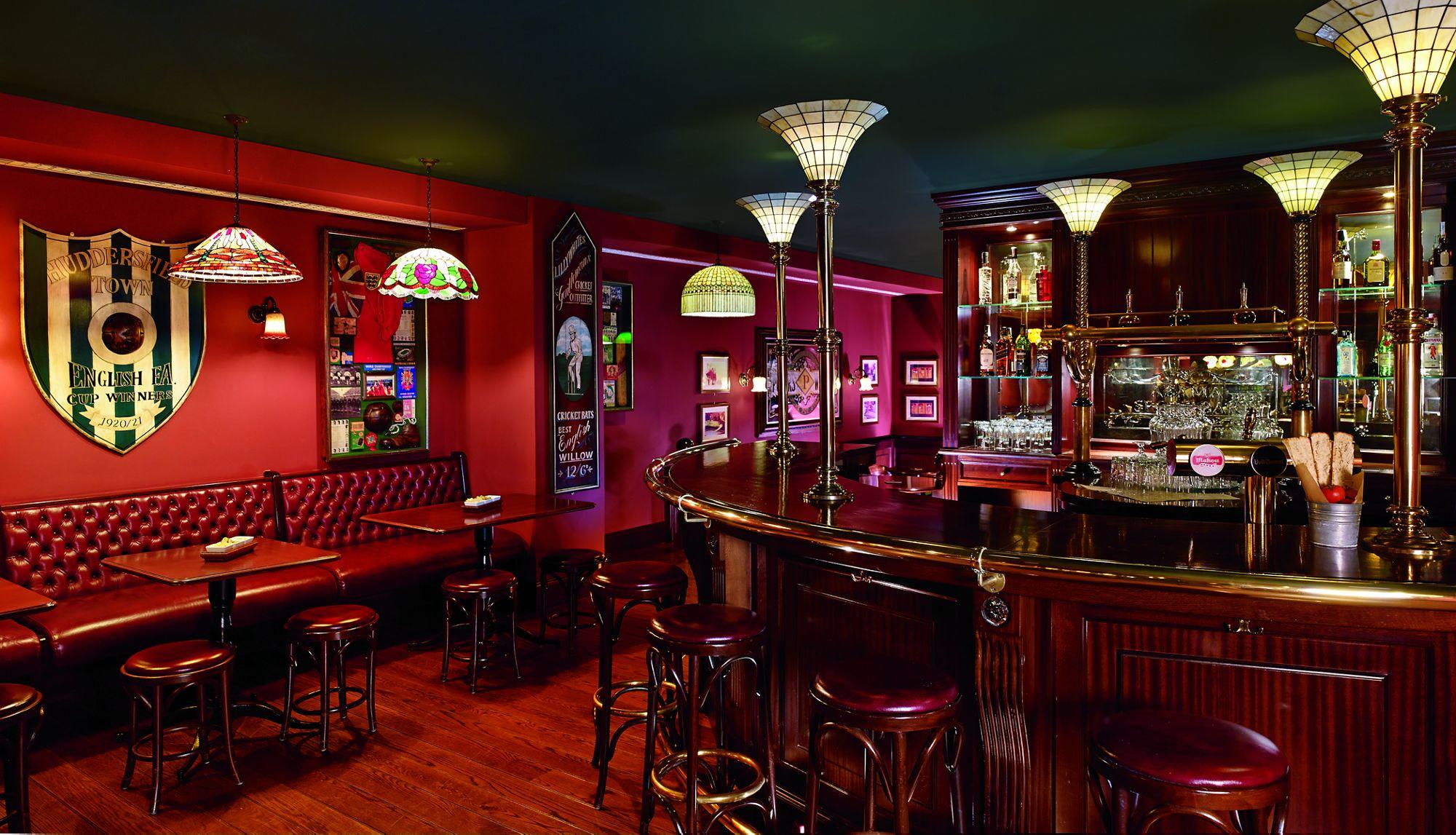 Sports Bar | The Ritz Carlton, Abama
