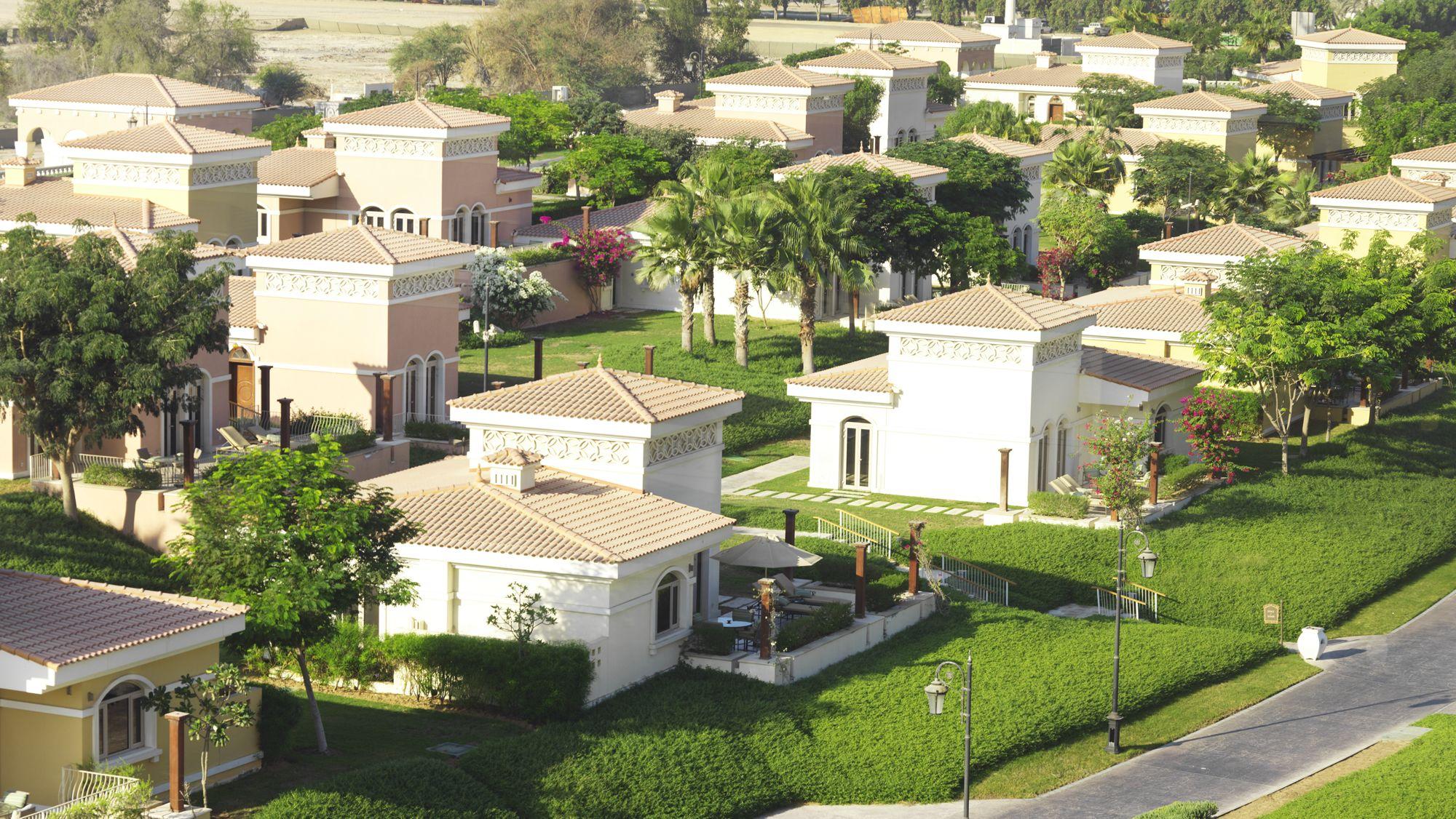 Garden Suite The Ritz Carlton Abu Dhabi Grand Canal