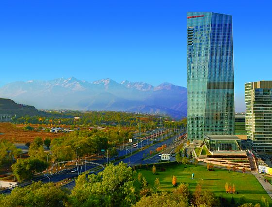 Reserve your stay at The Ritz-Carlton, Almaty.