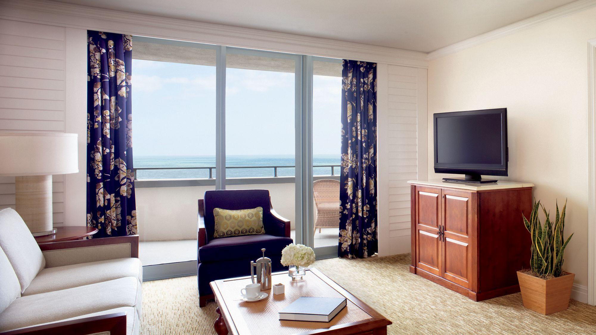 Ocean View Suite in Florida | The Ritz-Carlton, Amelia Island