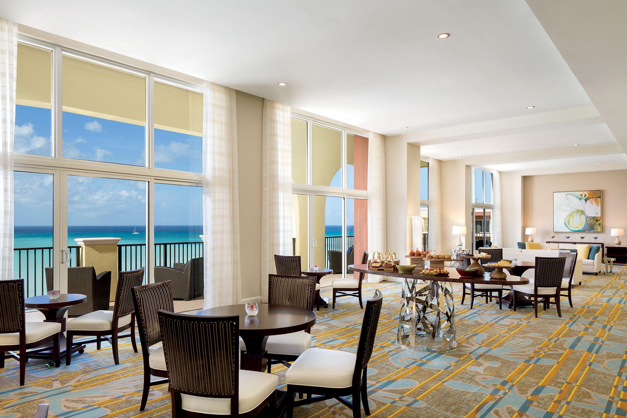 Club Level   The Ritz-Carlton, Aruba