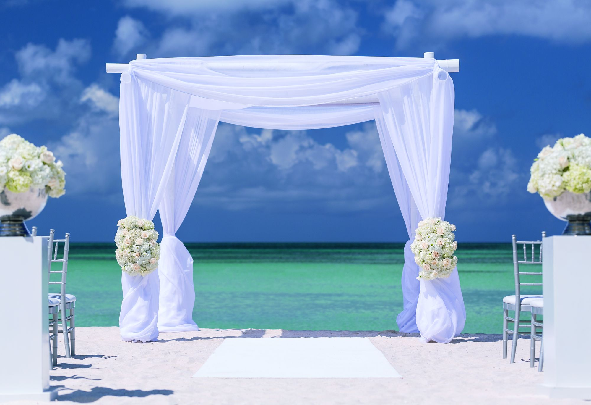 Outdoor Naples Wedding Venues The