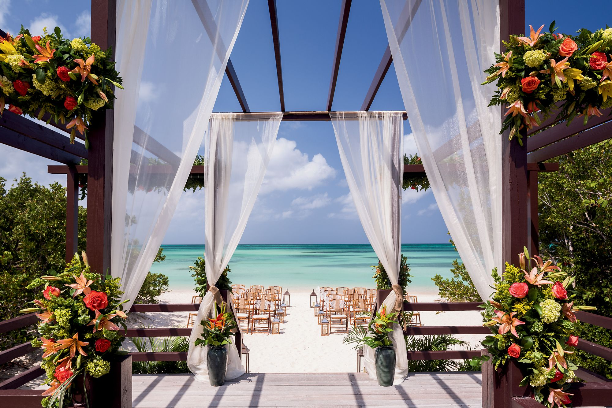 Destination Weddings In Aruba