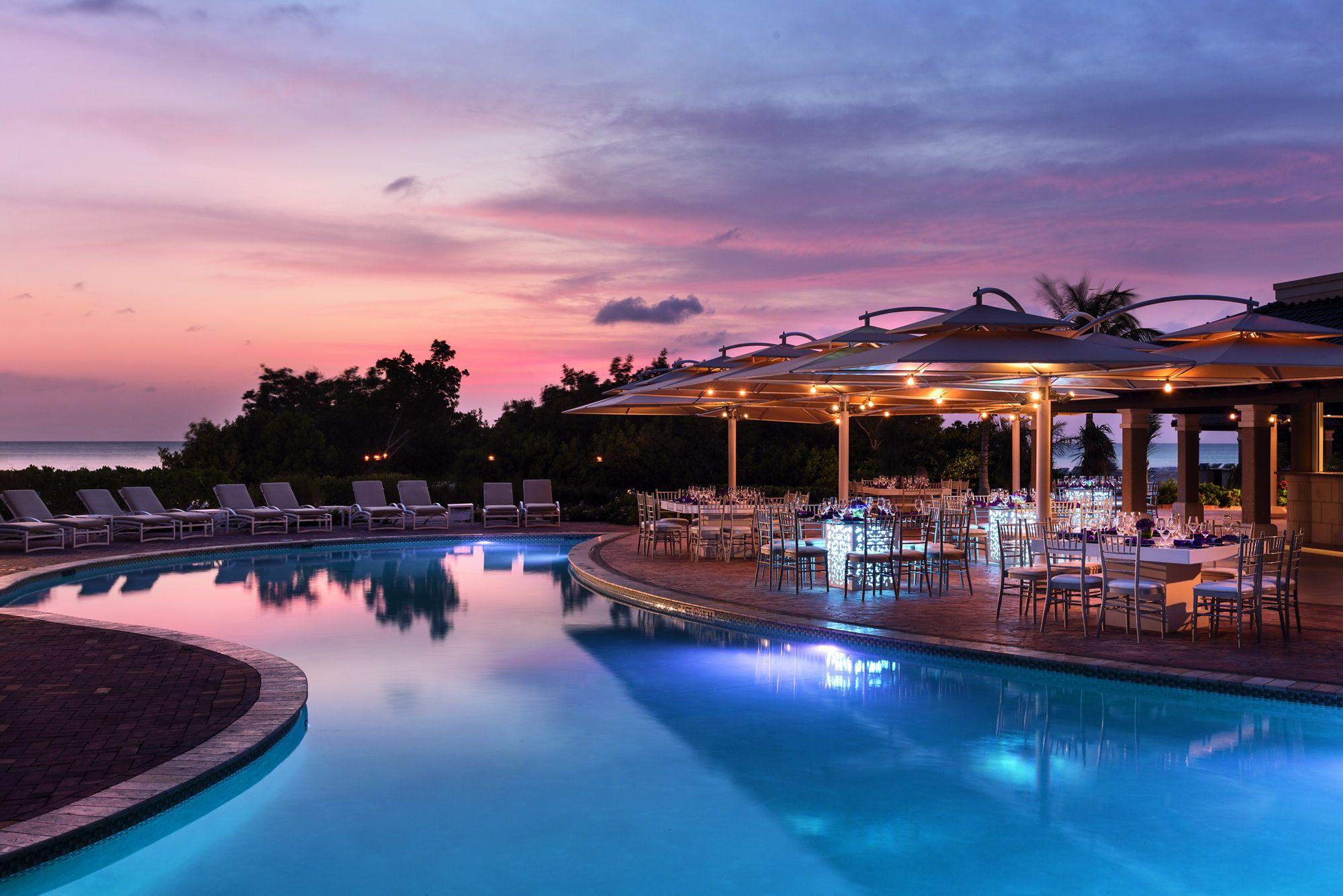 Aruba Event Venues Caribbean Meeting Resorts The Ritz
