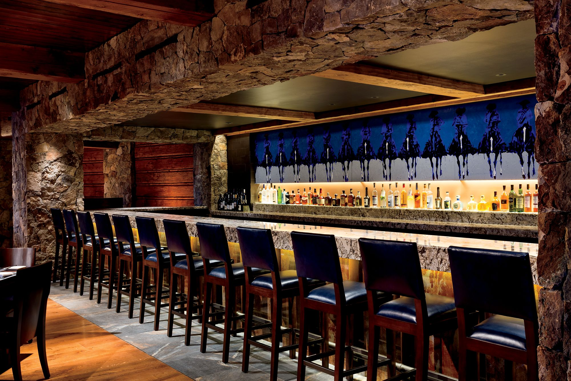Restaurants In Beaver Creek The Ritz Carlton Bachelor Gulch