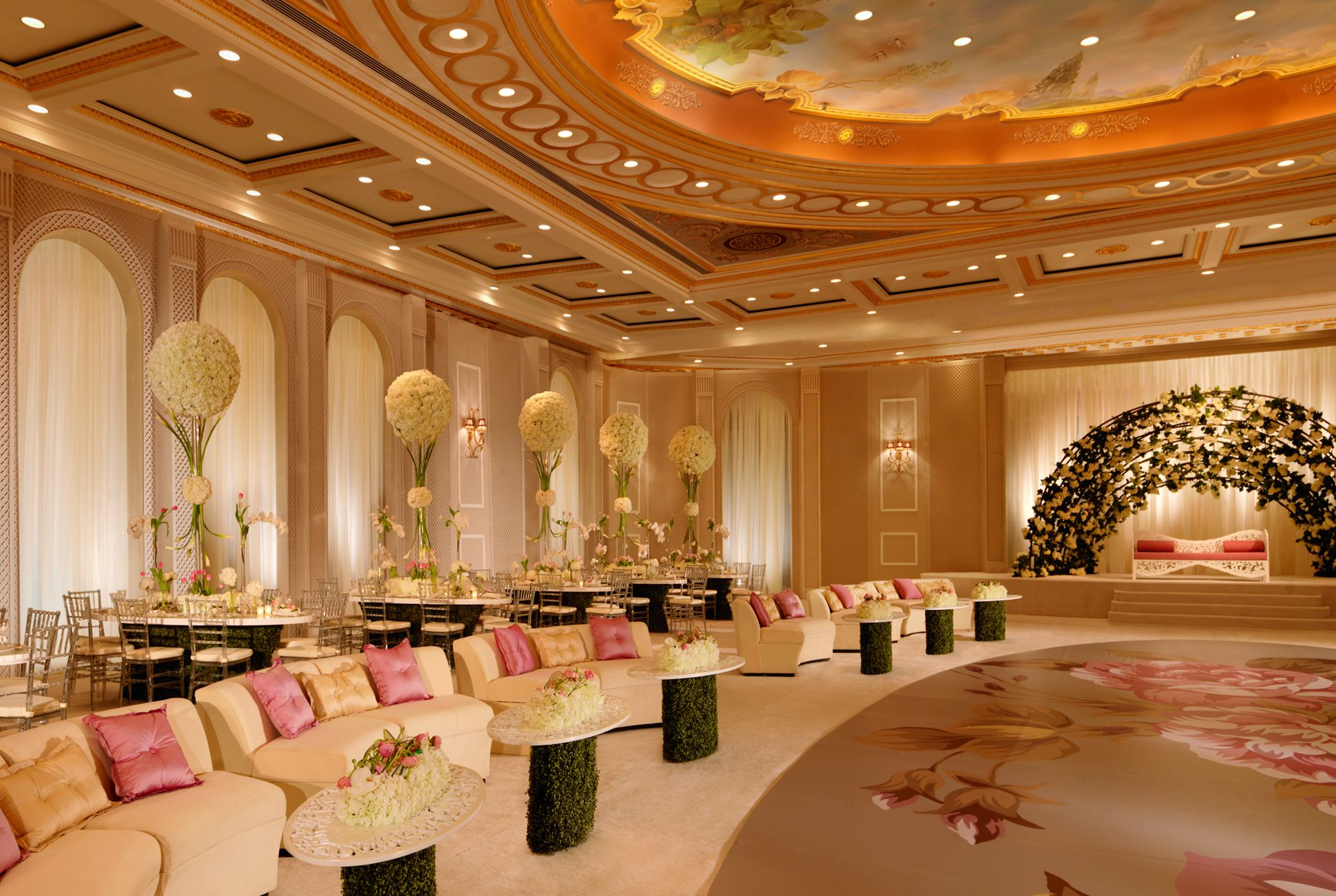 Wedding Packages Bahrain - Bahrain Honeymoon | The Ritz
