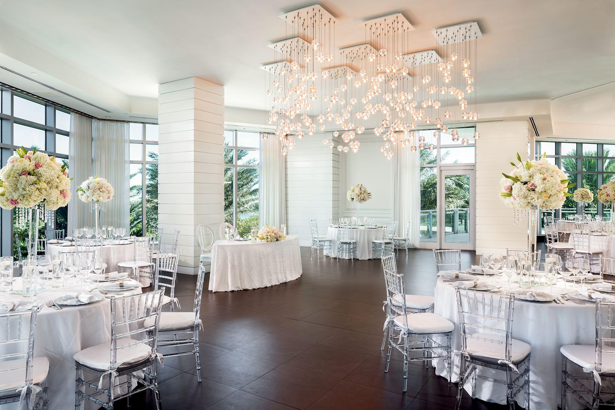 Miami Beach Wedding Venues The Ritz Carlton Bal Harbour Miami