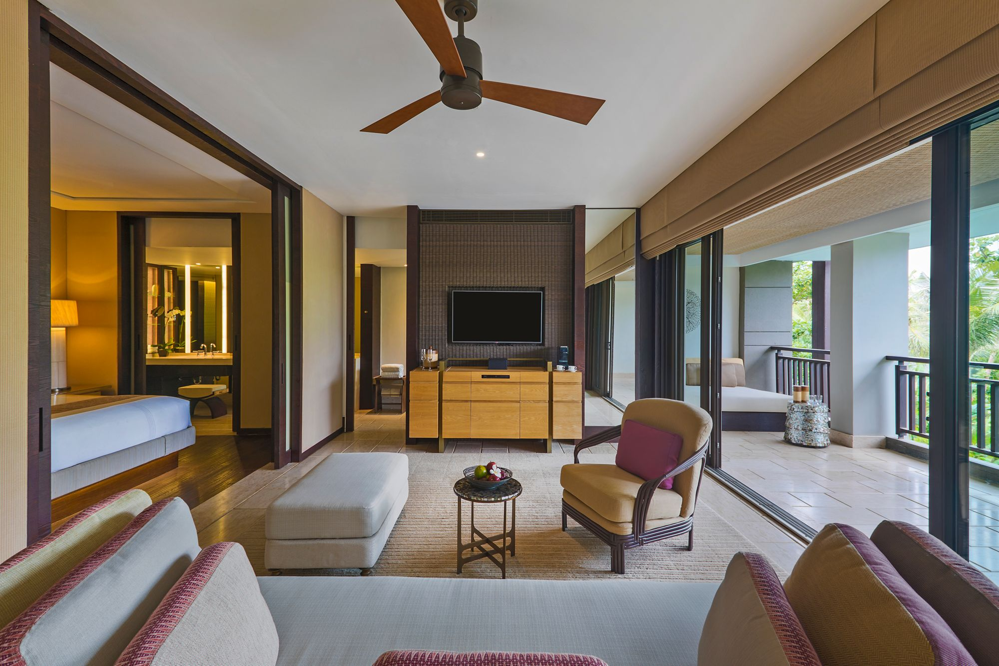 Family Suite Two Bedrooms The Ritz Carlton Bali