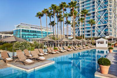 5 Star Luxury Hotels In Barcelona Spain Hotel Arts Barcelona
