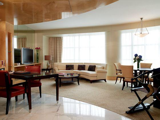 北京豪华住宿-行政套房