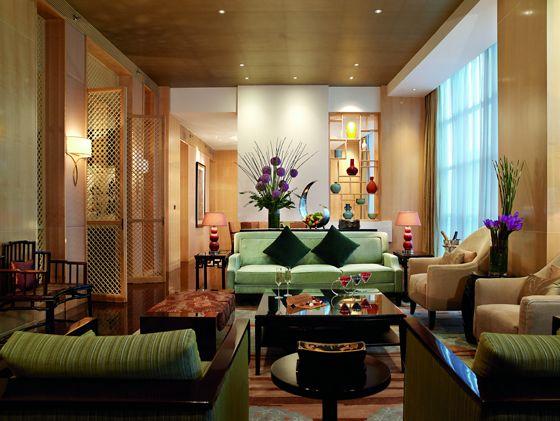 北京豪华住宿 – 丽思卡尔顿总统套房
