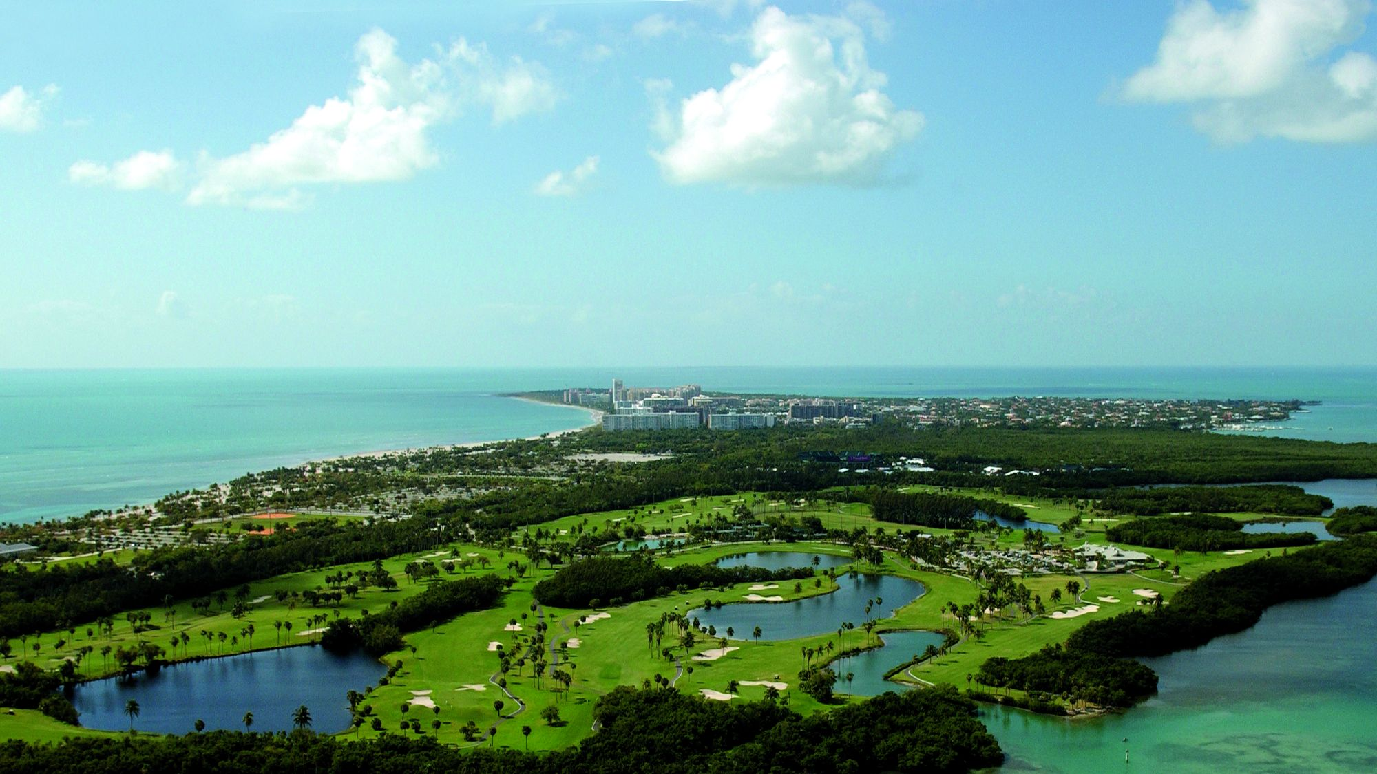 golf │ the ritz-carlton coconut grove, miami