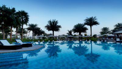 Dubai Resorts - Luxury Dubai Hotel   The Ritz-Carlton, Dubai