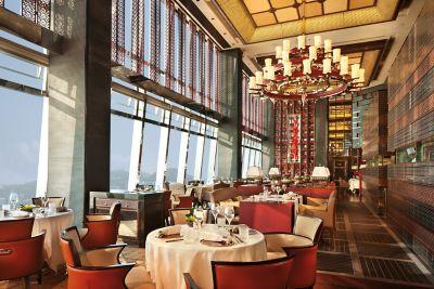 Michelin Star Restaurants Hong Kong Dim Sum Kowloon Tin Lung Heen