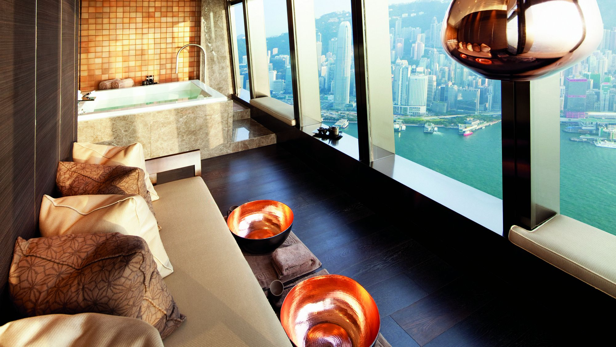 Luxury Spa Hong Kong | The Ritz-Carlton, Hong Kong