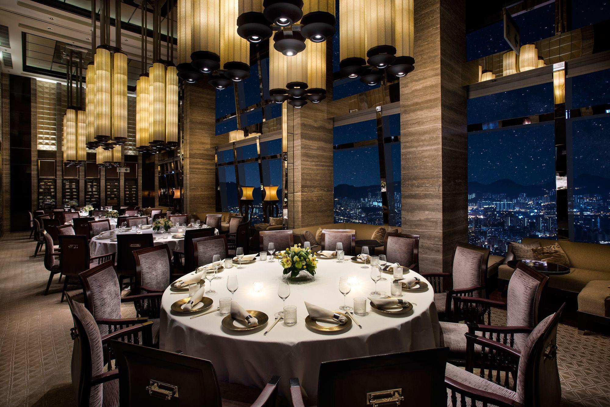 Tin Lung Heen - Cantonese Restaurant Hong Kong | The Ritz-Carlton